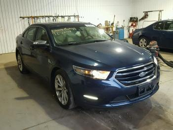 Salvage Ford Taurus